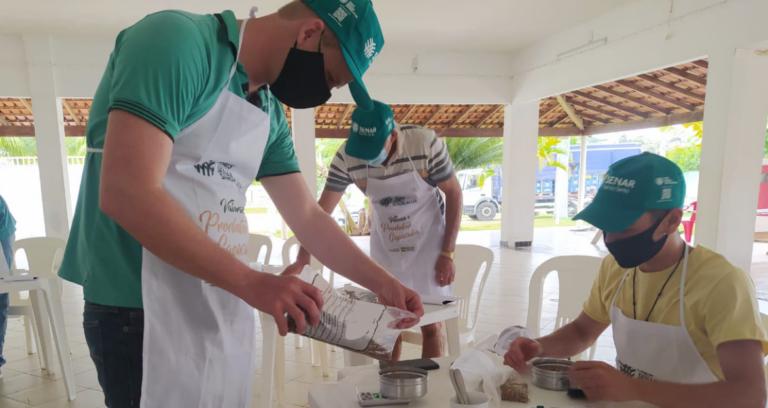 Cooabriel promove treinamento sobre classificação e degustação para cooperados