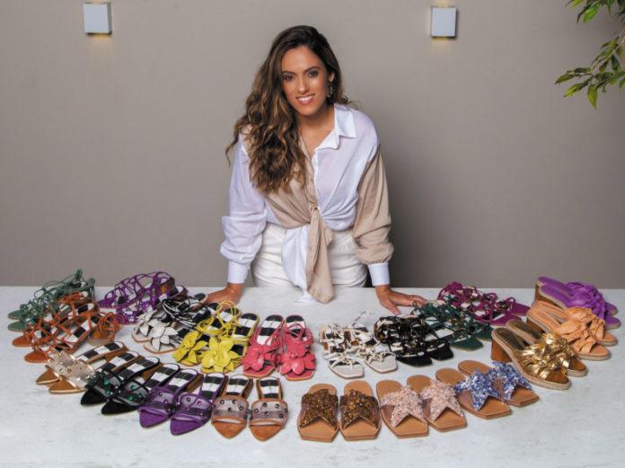 Empresária veneciana lança marca de calçado autoral, a Dani Ferrari Brand