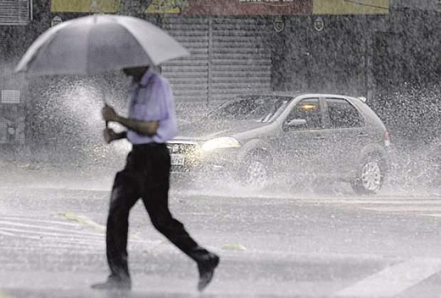 Risco de tempestades e chuvas intensas para 67 municípios do Espírito Santo
