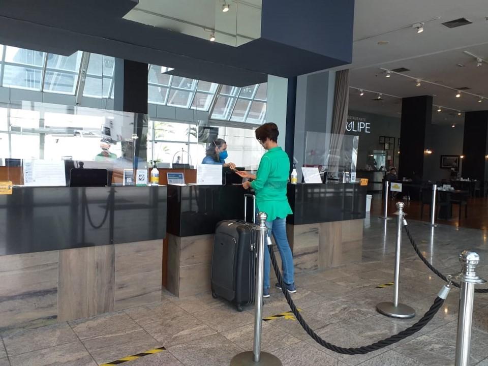 Setur divulga taxa de ocupação hoteleira da Grande Vitória