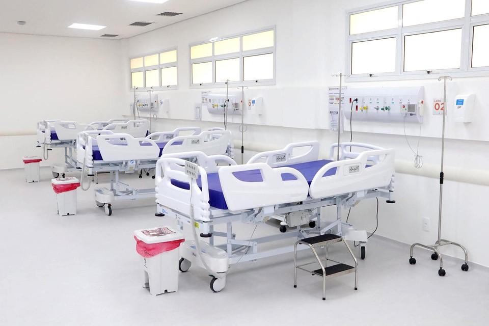 Hospital Estadual Materno Infantil começa a receber pacientes com Covid-19 nesta quarta (07)