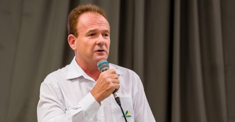 Presidente da Cooabriel toma posse como membro titular no Conselho Nacional do Café
