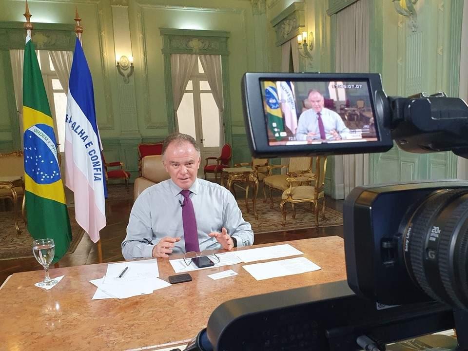 Casagrande anuncia pacotão de R$ 70 milhões; famílias pobres vão receber R$ 150 por três meses