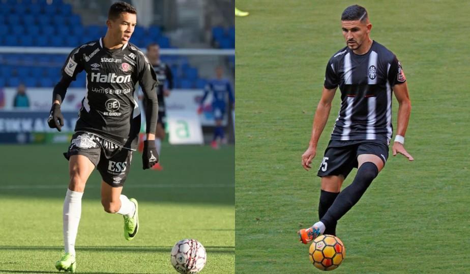 Rio Branco VN acerta com os atacantes Stênio Garcia e Teco, ambos ex-Real Noroeste