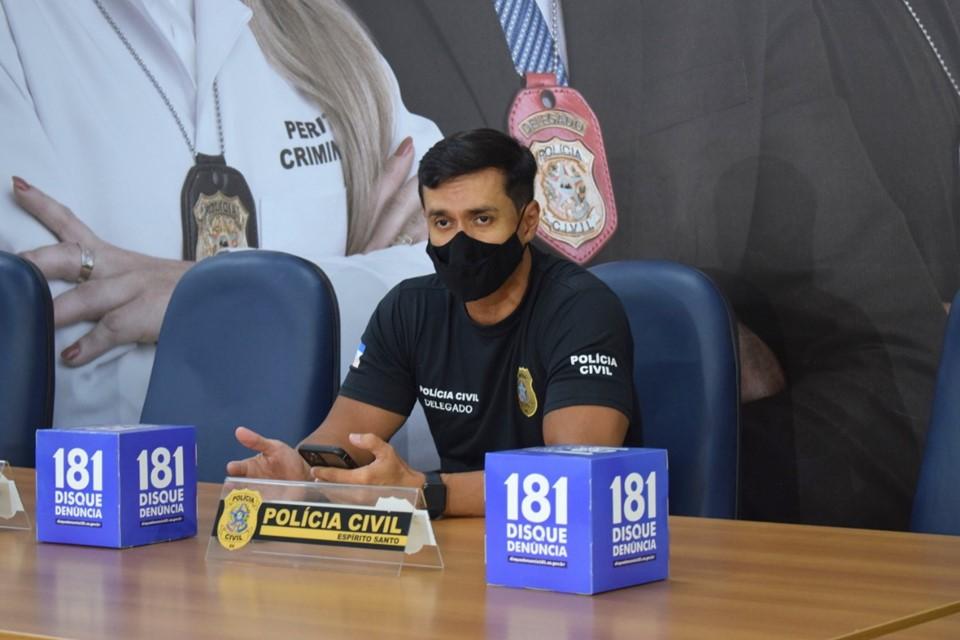 Integração das Polícias Civis do Espírito Santo e Rio de Janeiro resulta na prisão de homicida