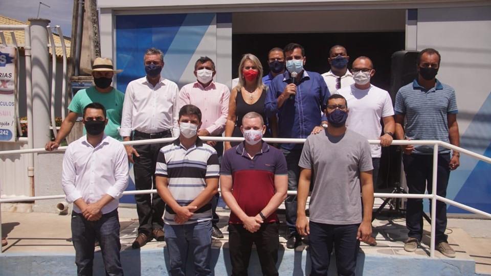 Detran|ES inaugura novo PAV de Pinheiros e faz entrega de CNH Social