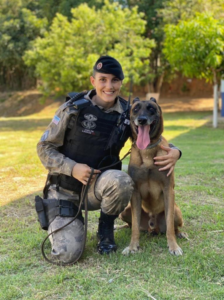 Policiais femininas: histórias de mulheres que começaram a carreira militar