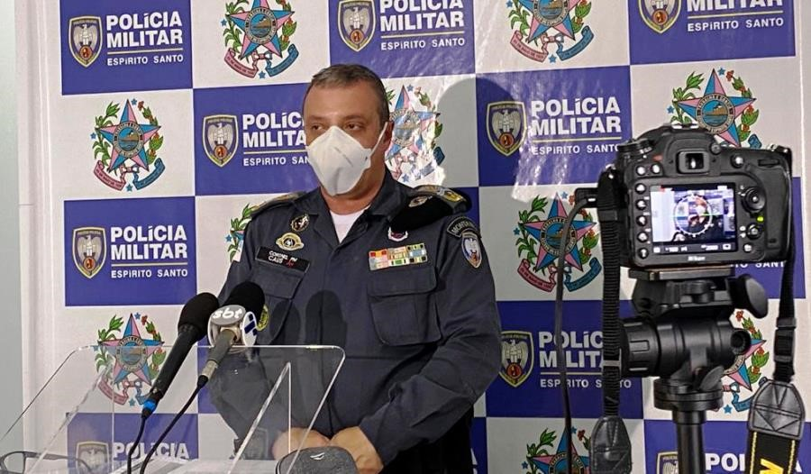 Polícia Militar divulga resultados da Operação Sentinela