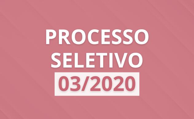 Iema divulga convocações para formalização de contrato e comprovação de títulos do processo seletivo 03/2020
