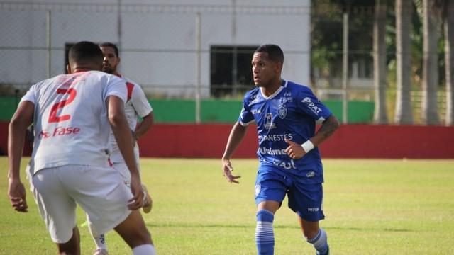 Real Noroeste e Vitória-ES empatam no jogo de ida das semifinais do Campeonato Capixaba 2021