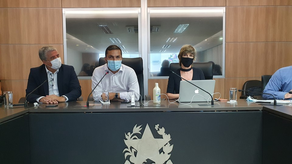 Governo do Estado inicia processo de integração para criação de nova Secretaria
