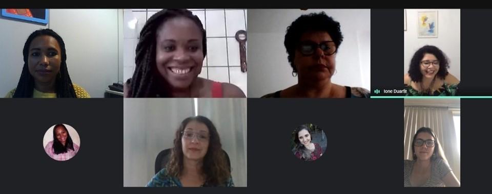Live da SEDH: lançamento de livro sobre enfrentamento ao racismo por meio da educação