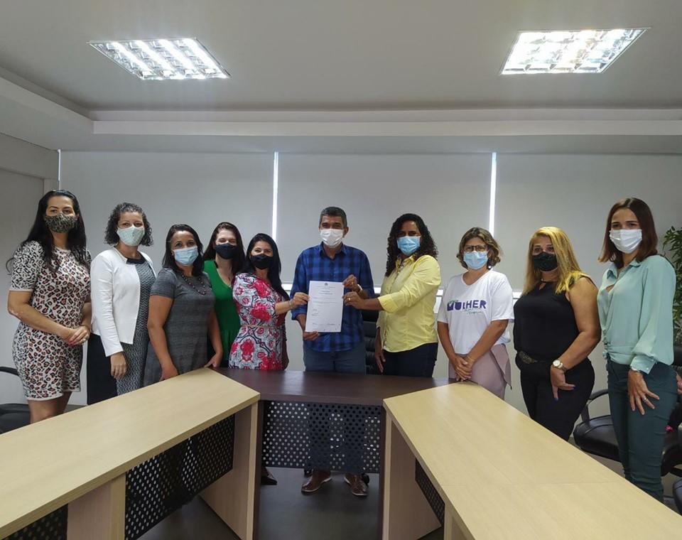 Serra é o primeiro município da Grande Vitória a aderir ao Programa Agenda Mulher