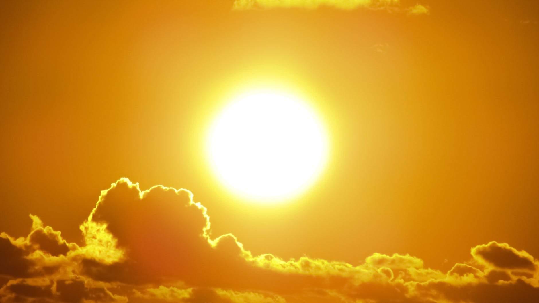 ES 40ºC: sol predomina e fim de semana promete ser de muito calor nos municípios capixabas