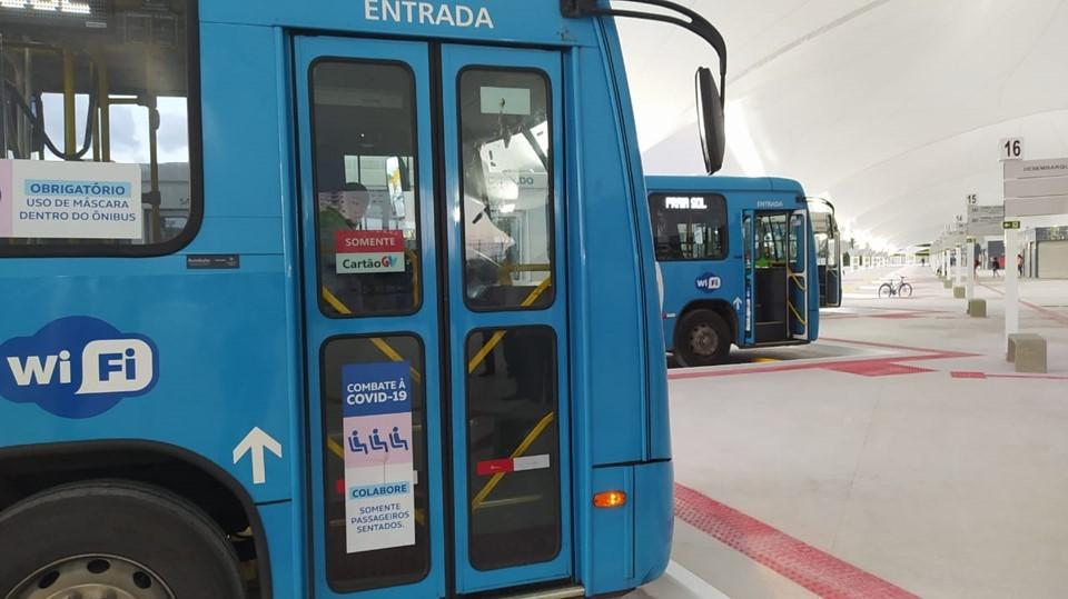 Sistema Transcol inicia operação das linhas alimentadoras de Vitória