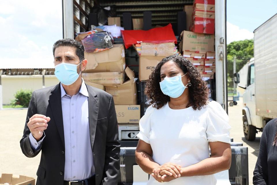 Governo do Estado investe R$ 2 milhões em materiais e equipamentos para unidades do Iases