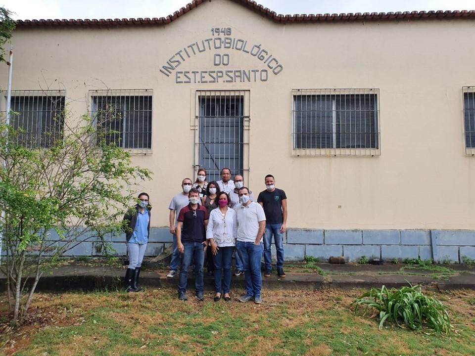 Laboratórios de diagnóstico de AIE e raiva passam por auditoria do Ministério da Agricultura