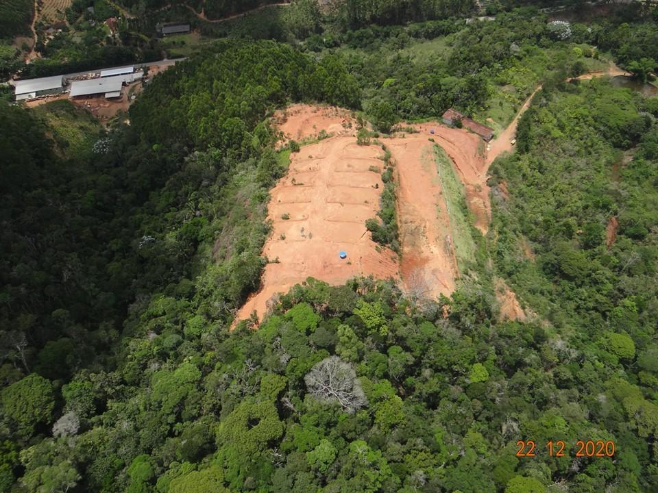 Idaf realiza operação para coibir desmatamento em Santa Teresa
