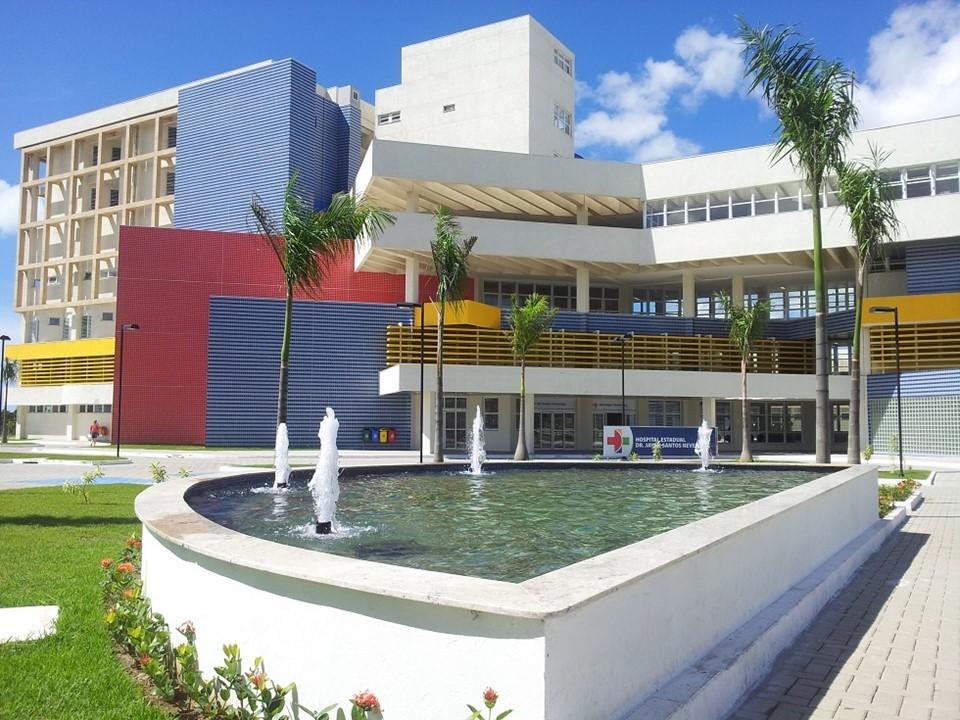 Hospital Estadual Dr. Jayme Santos Neves abre oportunidades de emprego
