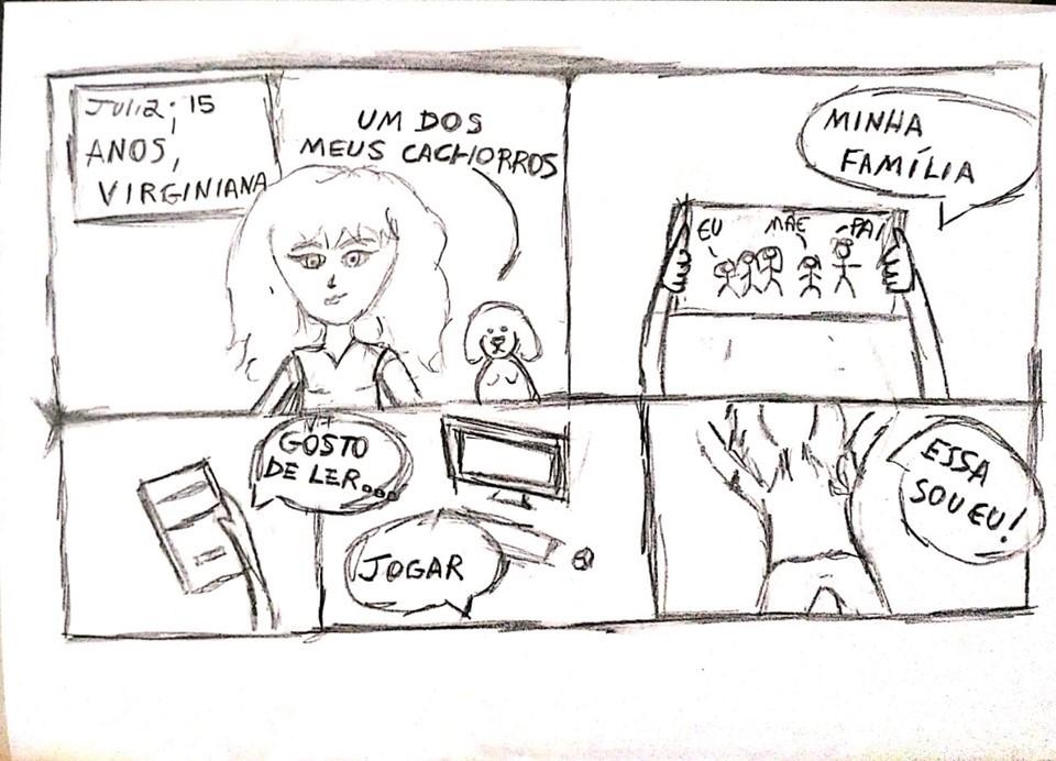 Técnica usada na Internet promove interação entre alunos em Vila Velha