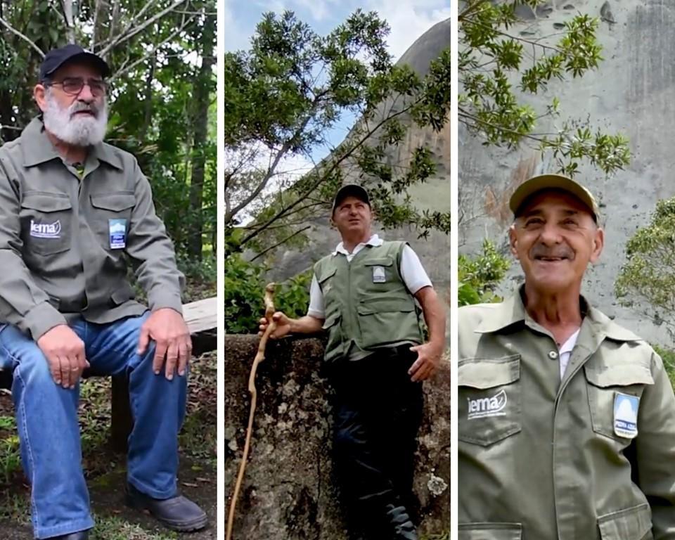 Parques da Pedra Azul e do Forno Grande comemoram 60 anos de criação