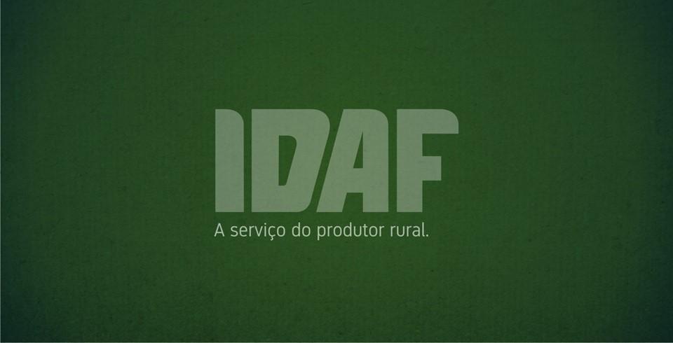 Idaf publica edital de convocação de candidatos em processo seletivo