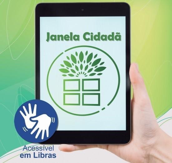 Janela Cidadã: projeto de acessibilidade do Iema é finalista do Prêmio Inoves
