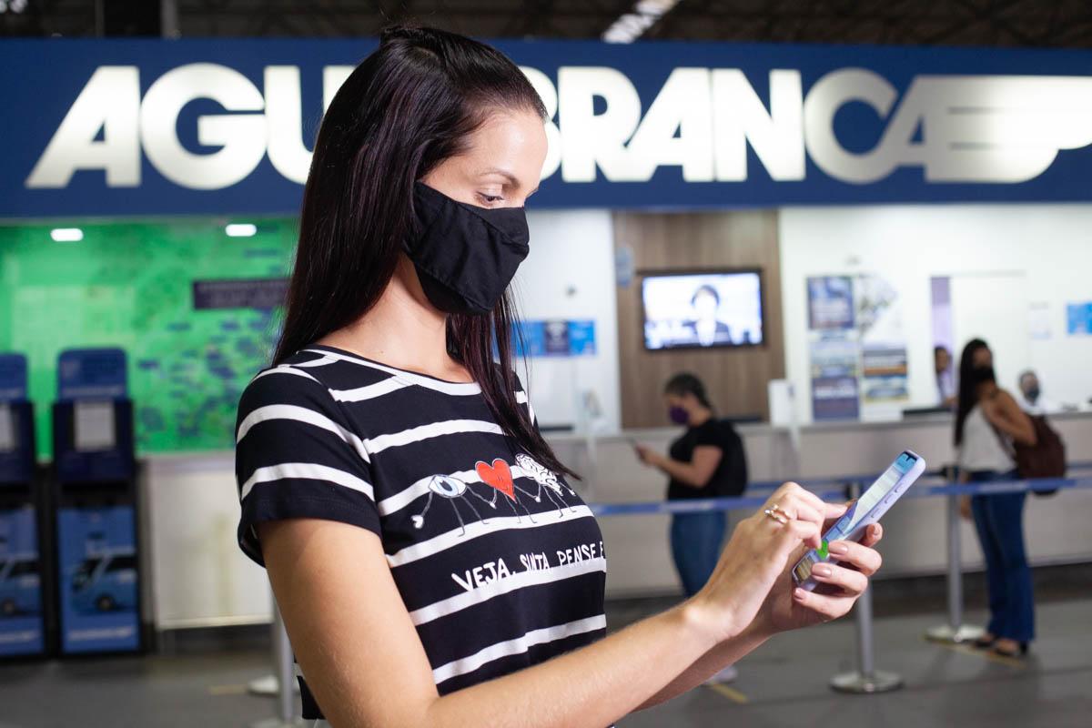Viação Águia Branca é a primeira do país a vender passagens com PIX e Pic Pay