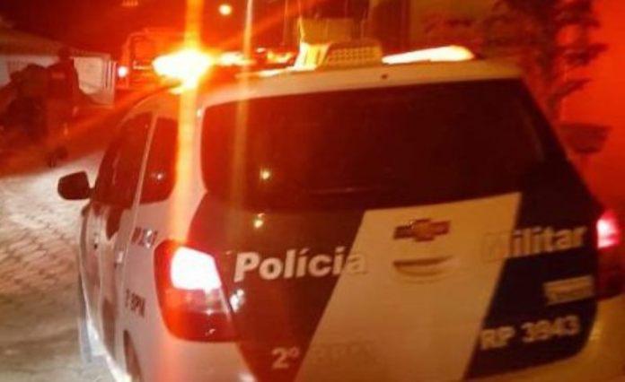 Tentativa de homicídio contra uma mulher com filho no colo em São Gabriel da Palha