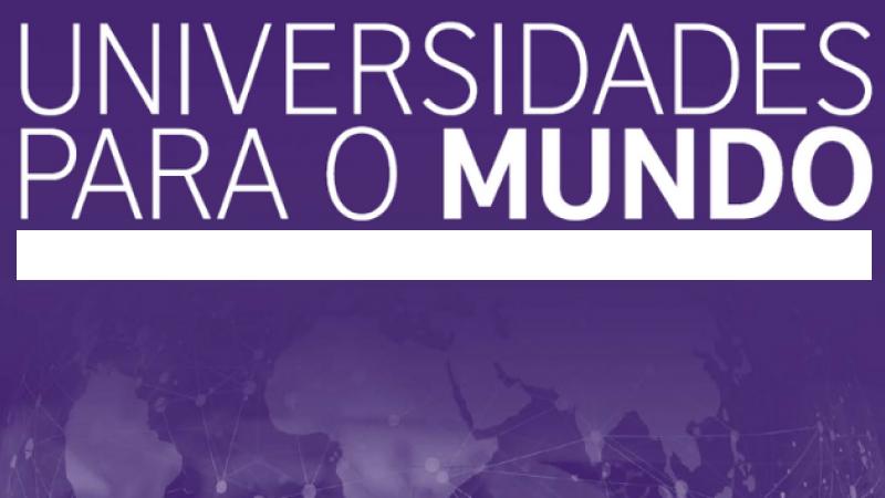 """Participe dos workshops de engajamento para a chamada """"Universidades para o Mundo"""""""