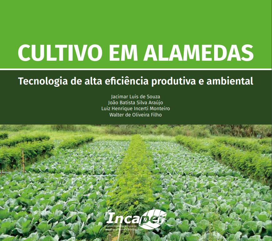 Cultivo em Alamedas: nova tecnologia de adubação melhora eficiência produtiva e ambiental