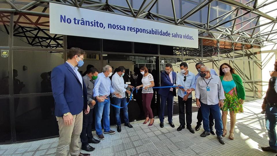 Inaugurada nova Ciretran de Vitória no Centro da Capital
