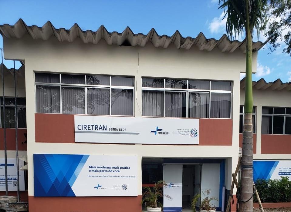 Detran|ES implanta exame teórico digital na Ciretran Serra Sede