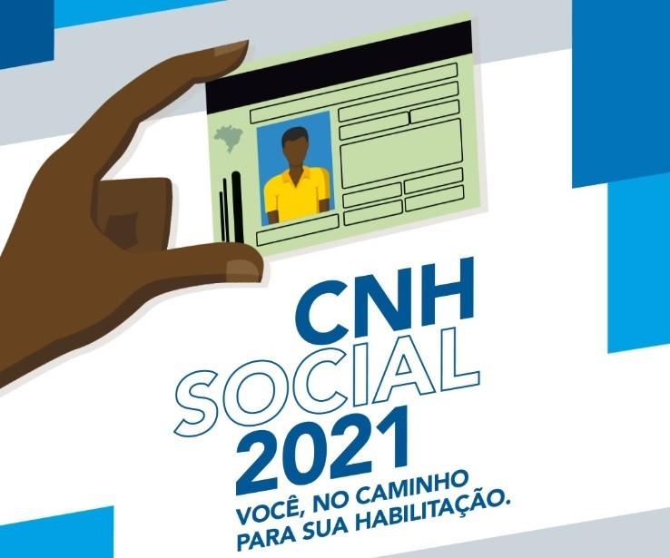 CNH Social atrai 59 mil inscritos para processos de Carteiras de Habilitação gratuitas
