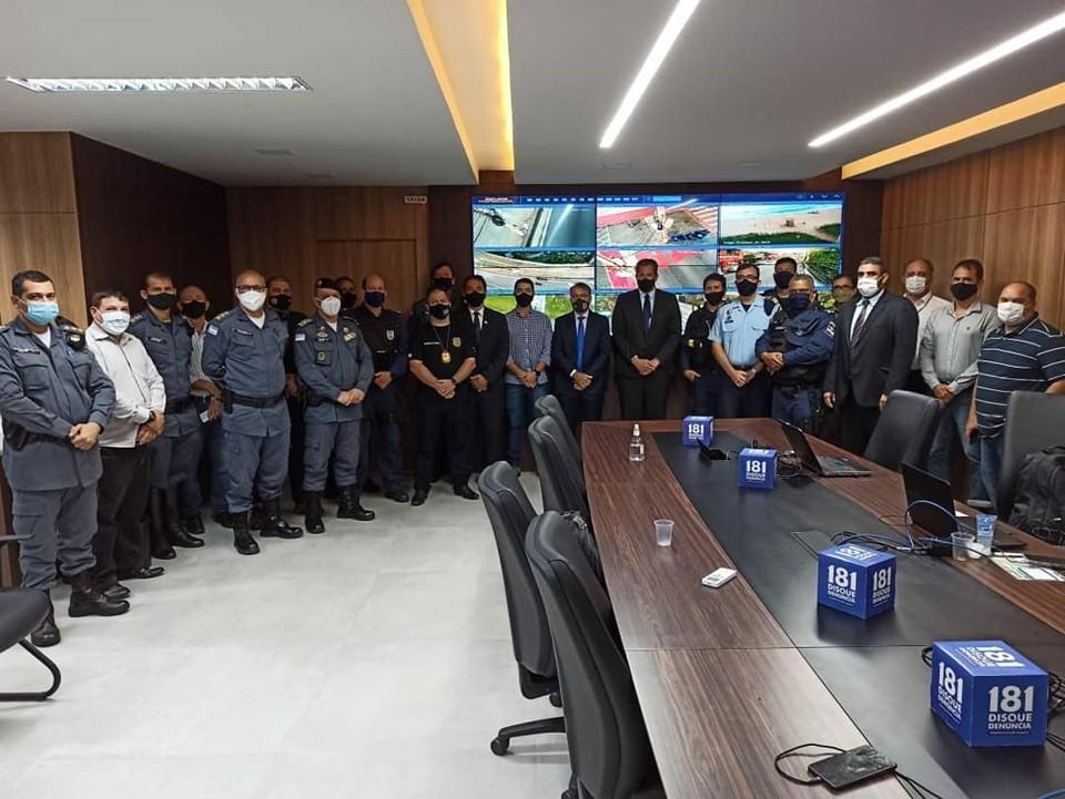 Sesp divulga planejamento da Segurança Pública para segundo turno das Eleições 2020
