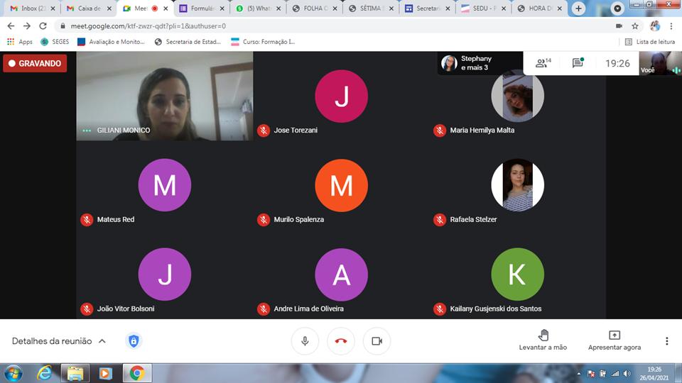 Web Dicas tira dúvidas de alunos do Pré-Enem em São Roque do Canaã