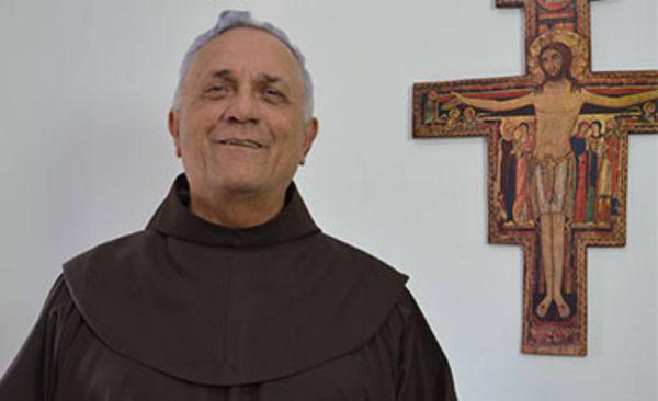 Frei Luiz Flávio, do Convento da Penha, morre vítima da Covid-19