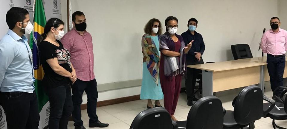 """Aebes vai gerenciar Hospital Estadual de Urgência e Emergência """"São Lucas"""""""