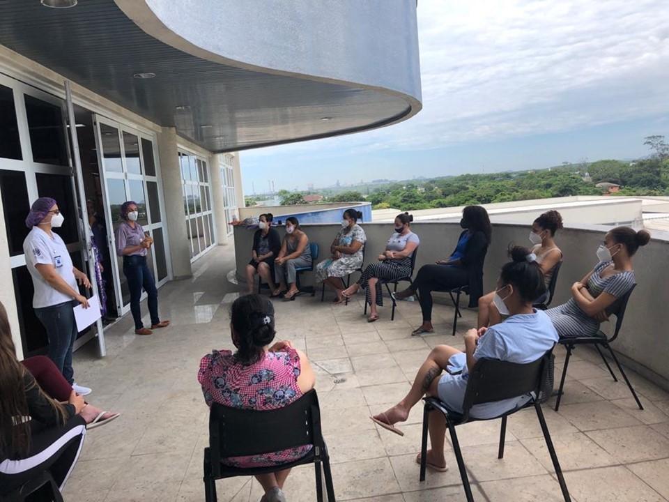 Dia Mundial da Prematuridade é lembrado no Hospital Estadual Dr. Jayme Santos Neves