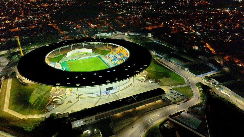Estádio Kleber Andrade recebe jogo da semifinal do Campeonato Capixaba