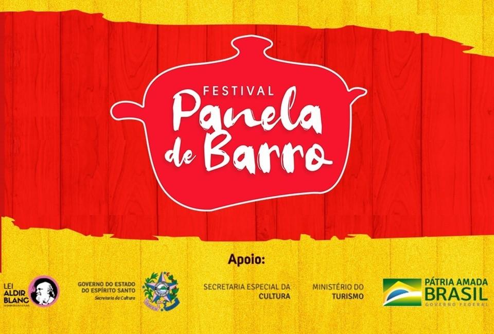 Culinária e cultura capixaba no Festival 'Panela de Barro'