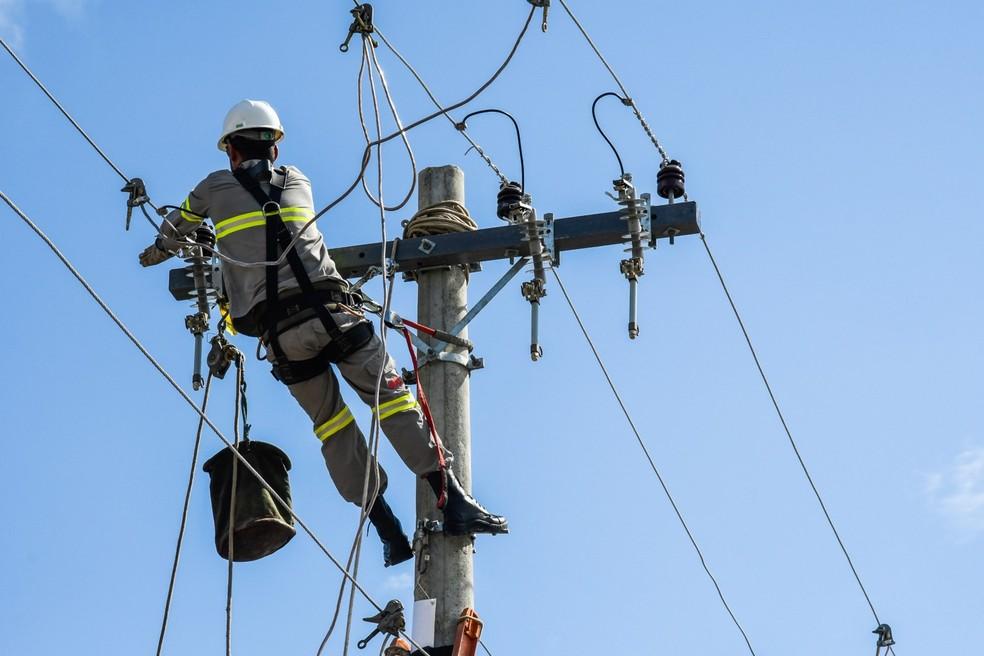 Pipas deixaram mais de 450 mil imóveis sem energia elétrica no ES em 2020