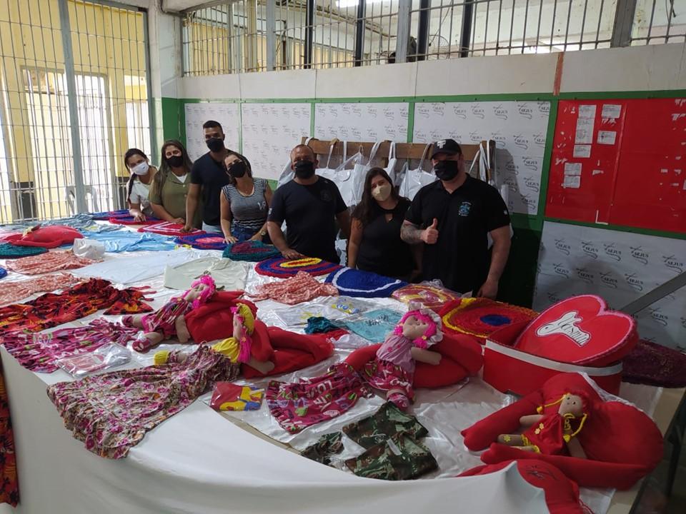 Unidade prisional de Colatina promove gincana com internos