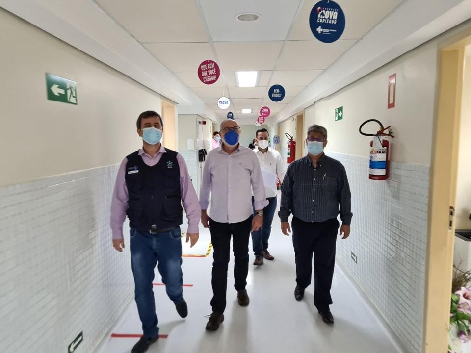Fundação iNOVA Capixaba assume o Hospital Estadual Central