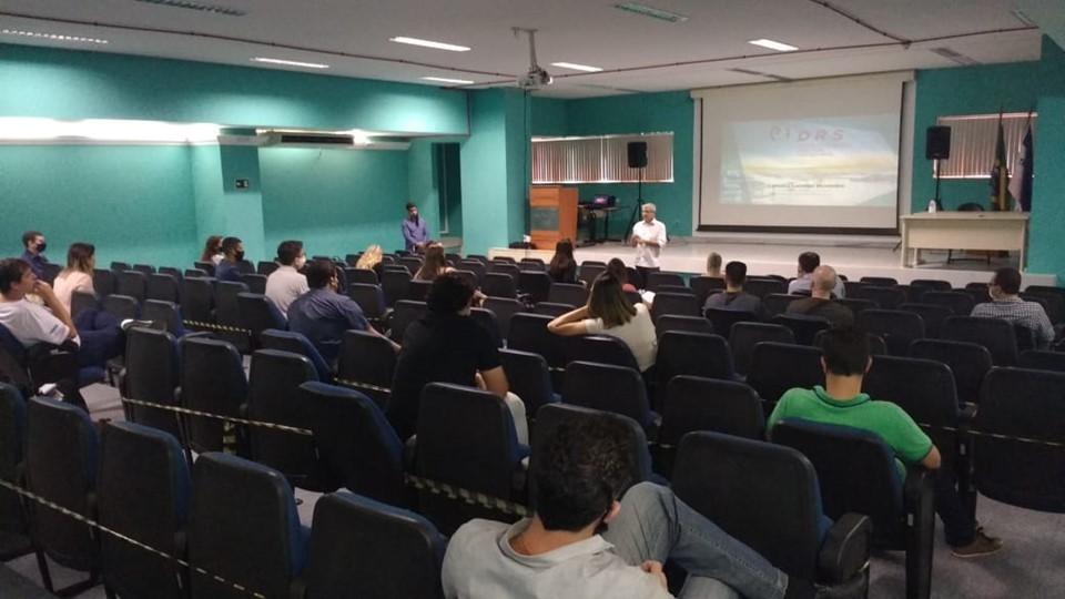 Seag realiza seminário de integração com Instituto Jones dos Santos Neves