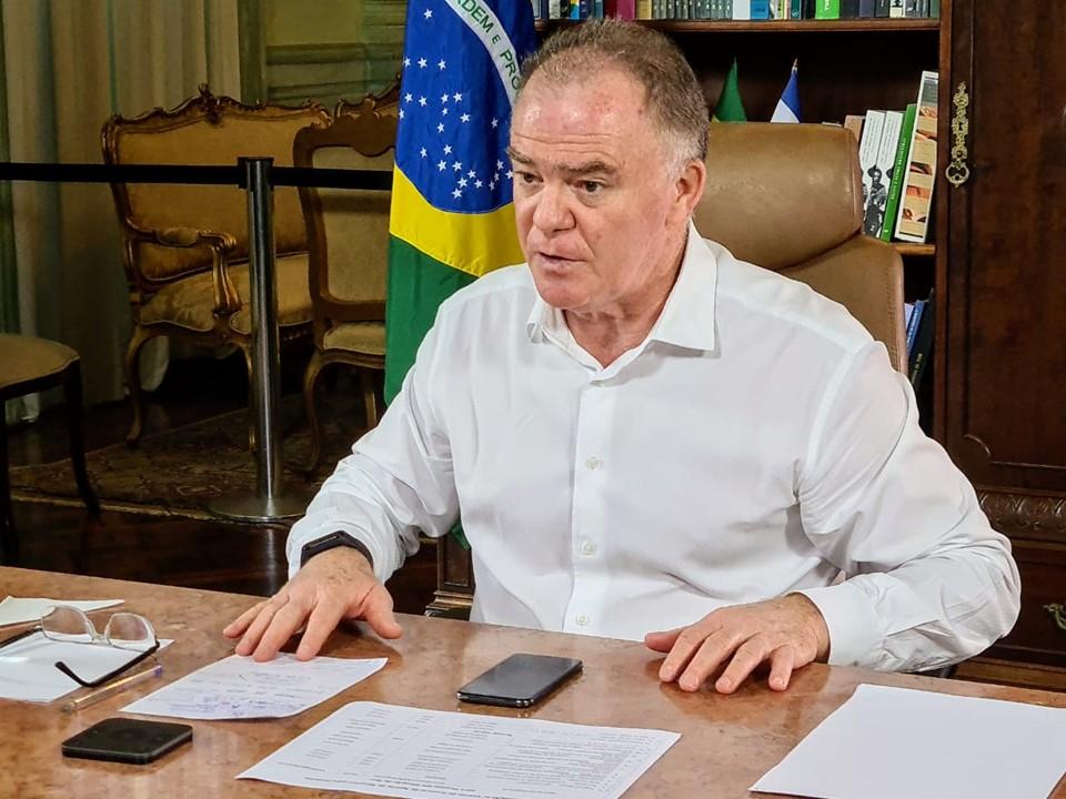 Governo do Estado anuncia repasse a projetos de apoio à população em situação de rua durante a pandemia