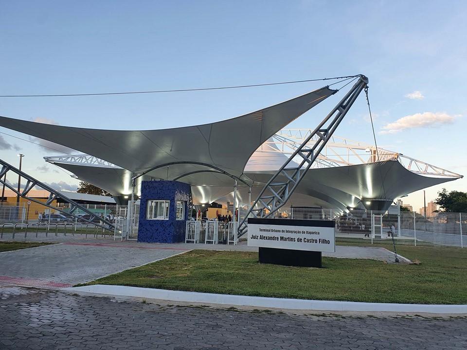 Novo Terminal de Itaparica é entregue à população nesta sexta-feira (22)