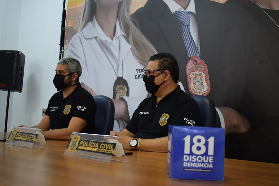 PCES prende funcionário de revenda de operadora de celular que trocava titularidade de linhas telefônicas