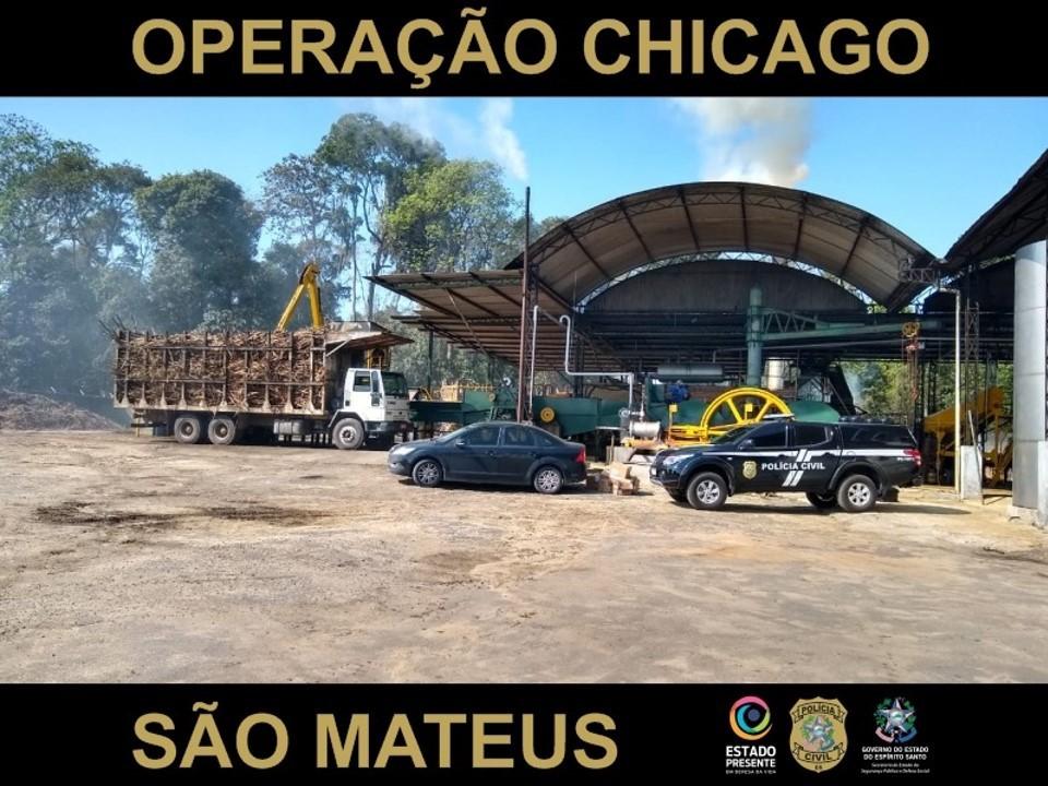 Operação Chicago: 49 detidos e mais de R$ 100 mil apreendidos pelas Denarcs do Estado