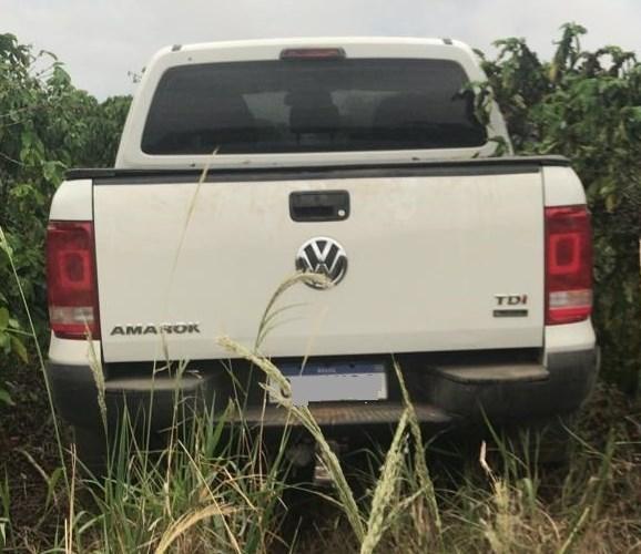 PM apreende arma, drogas e recupera veículos com restrição de furto e roubo no Norte do Espírito Santo